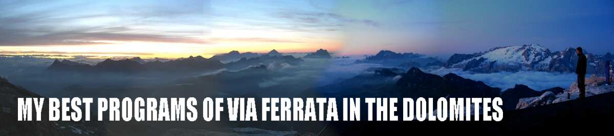Live the Dolomites: via ferrata, hiking, rock climbing, ski, and more....