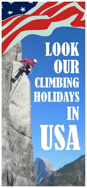 climbing dolomites: our climbing holidays in usa